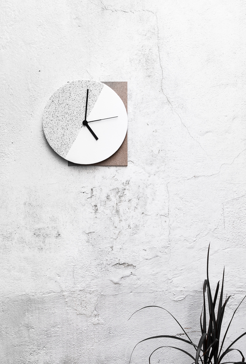 Make it: Component Wall Clock