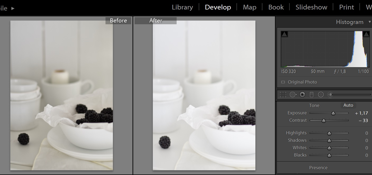 How To Achieve White & Bright Edit / Lightroom editing tips