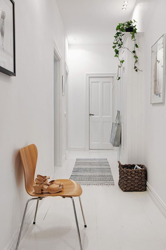 9 Minimal Hallways Design