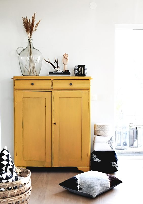 How to style a cupboard in 6 different ways