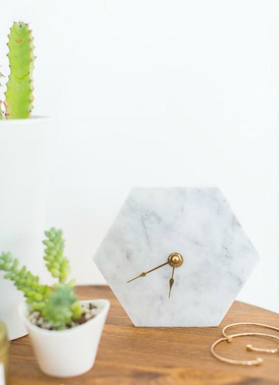 DIY marble tutorials on passionshake14