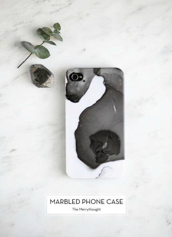 DIY marble tutorials on passionshake15