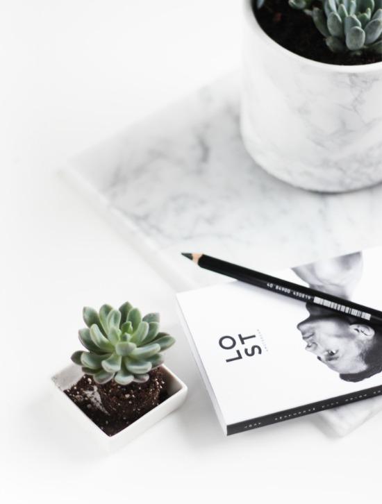 DIY marble tutorials on passionshake6