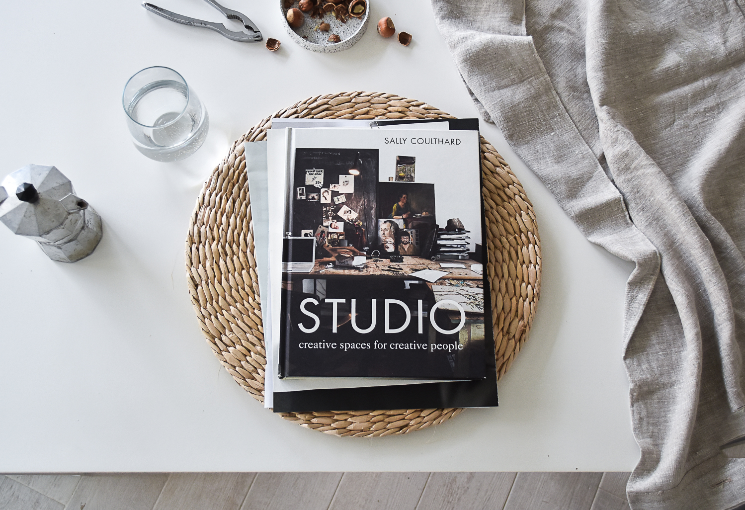 Studio: Creative Spaces for Creative People, Book Review
