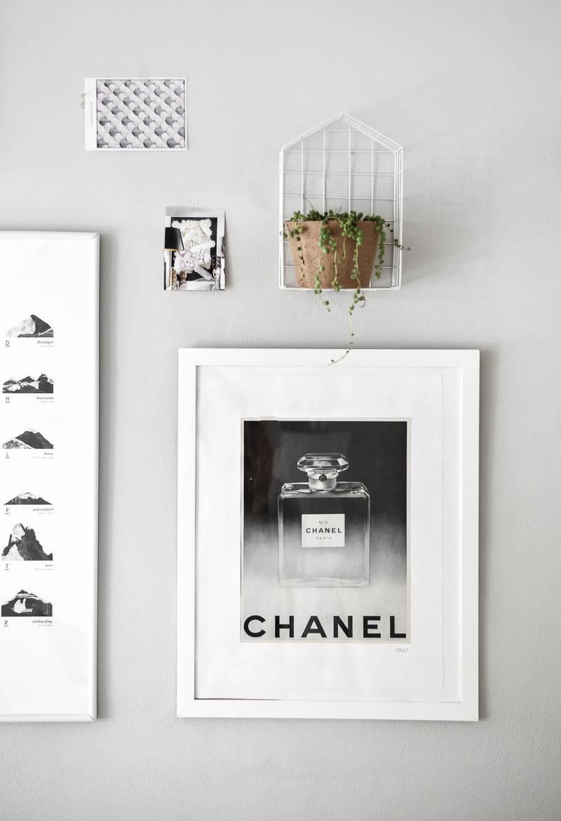 Chanel Wall Art