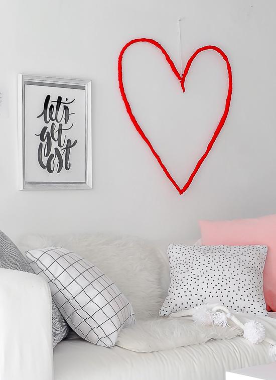 VALENTINE'S DAY Heart decor (1 of 1)