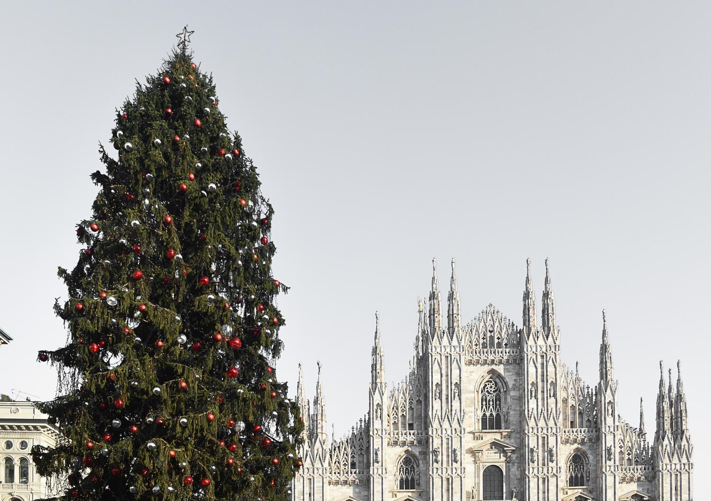 Duomo Milano Christmas
