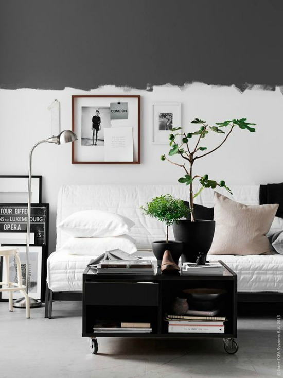 living interior styling
