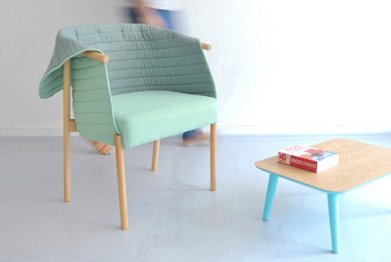 new design chair on passionskake blog