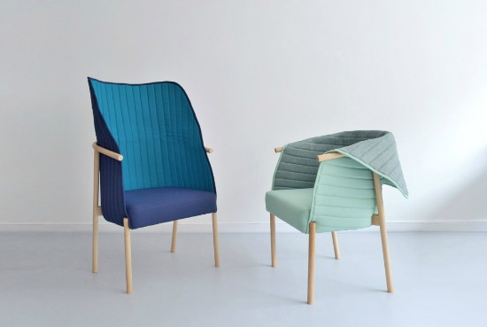 5 New Design Chairs for your home or garden • Passion Shake