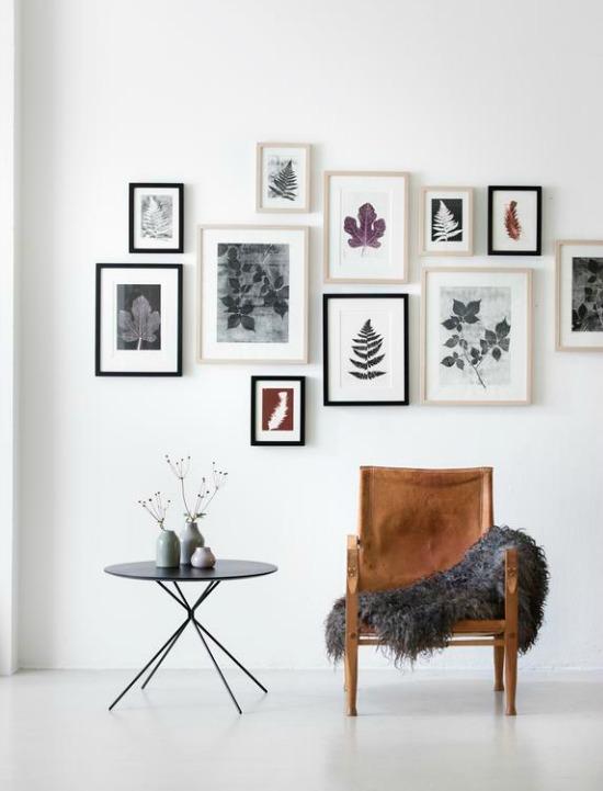 Botanical prints by Pernille Folcarelli • Passion Shake