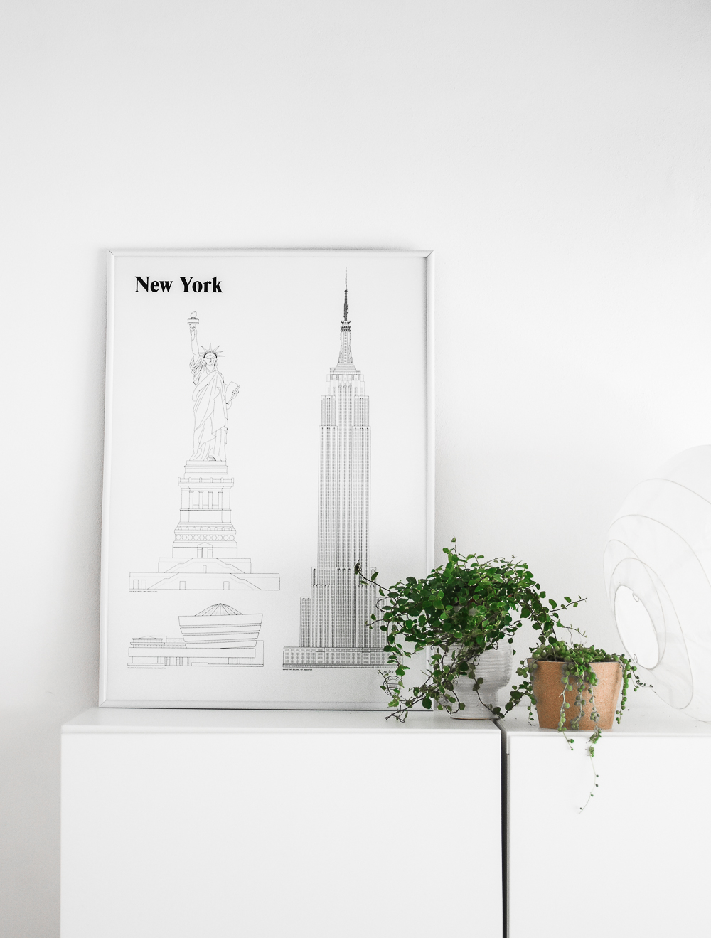 New York - New Print from Poster Club