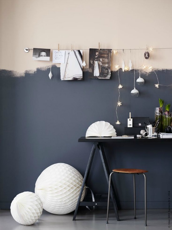 workspace interior styling