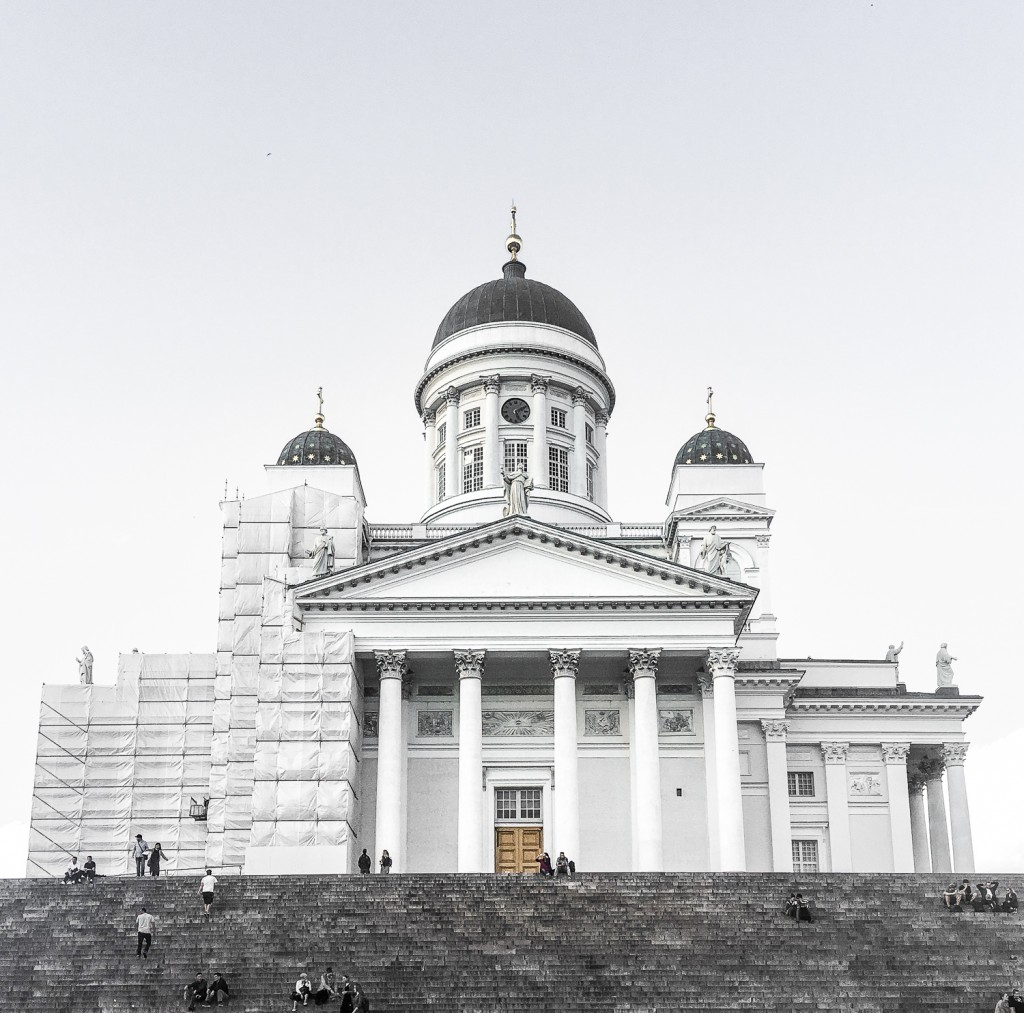 Helsinki Bloggers Tour during Habitare 2016 – part I