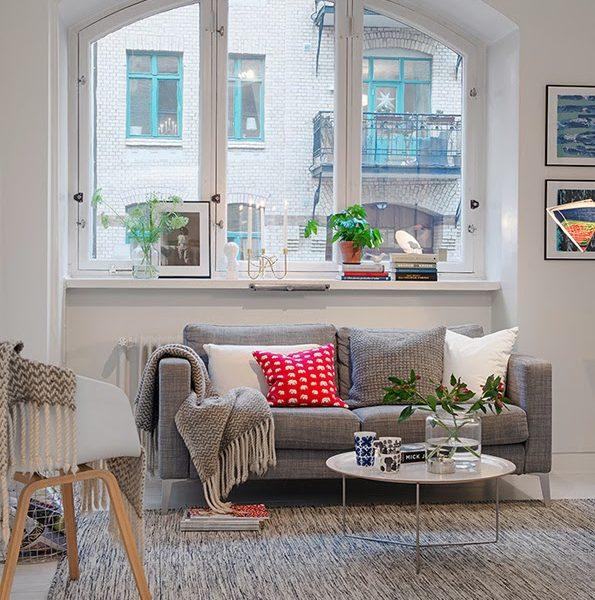 Small happy apartment