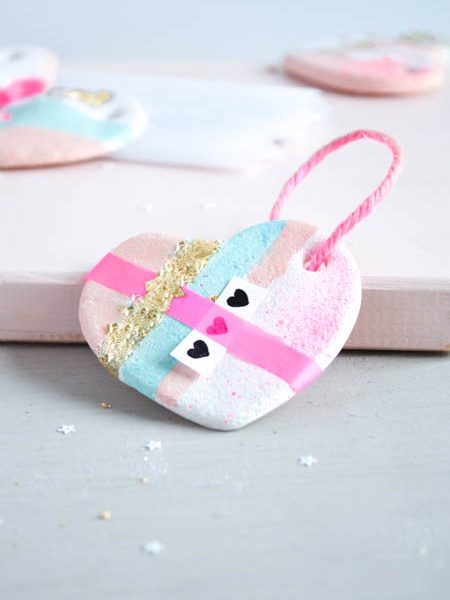 DIY – Cute handmade hearts