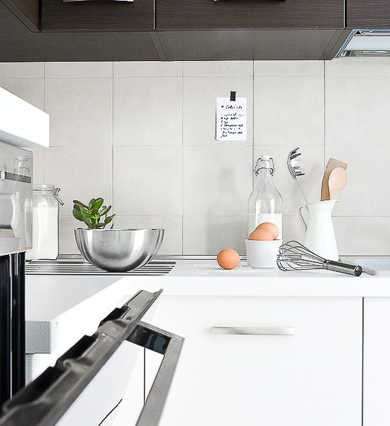 Apartment styling (part II) – Kitchen corner