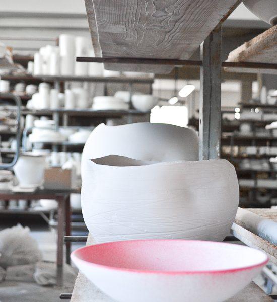 The life of handmade ceramics