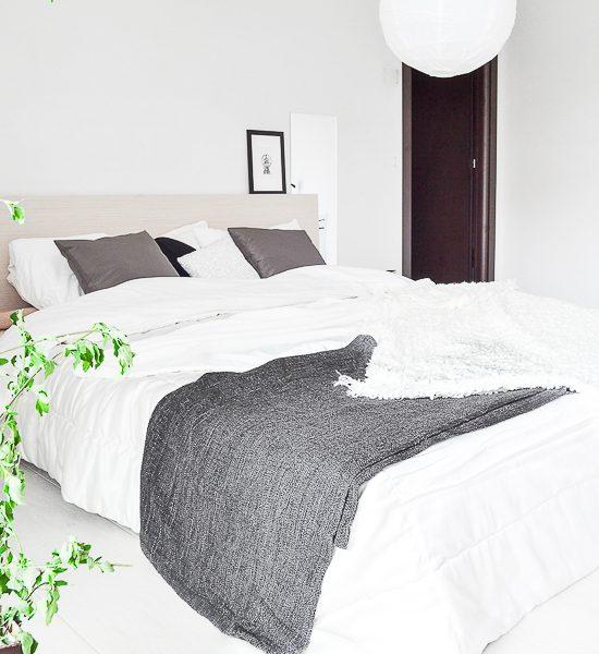 Apartment styling (part III) – Bedroom