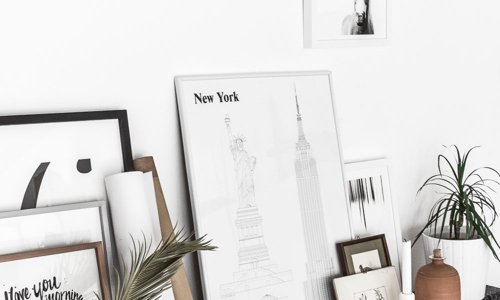 New York, New York – New Print from Poster Club