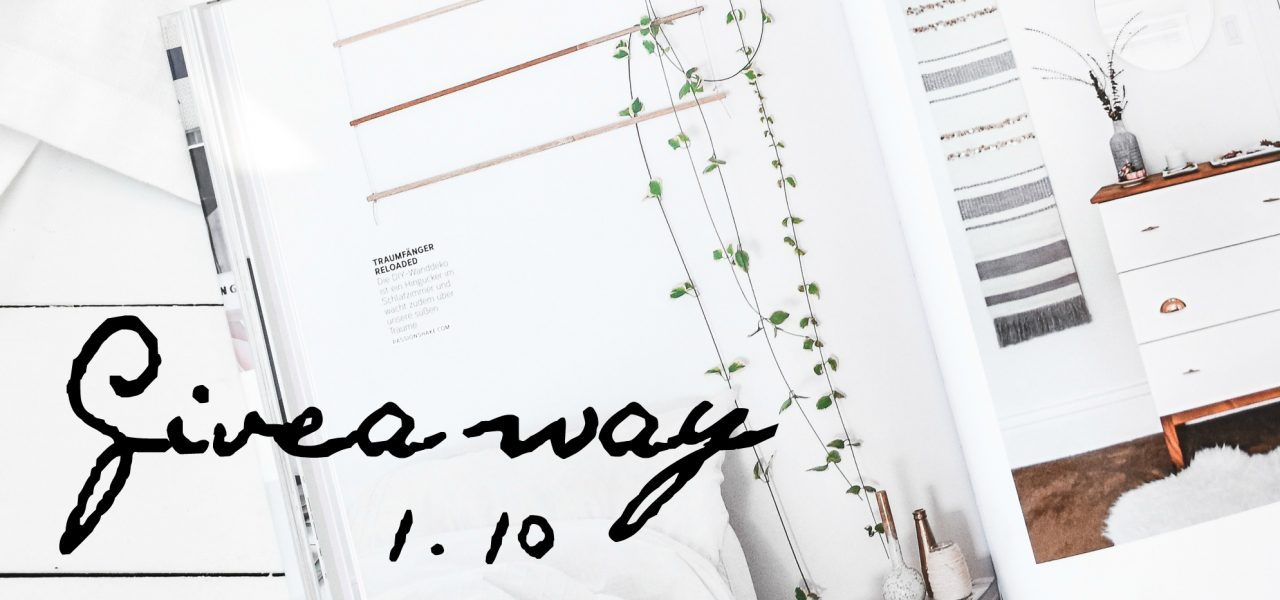 Giveaway + A peek Into Our 'Best of Interior' – Blogger Trends Book