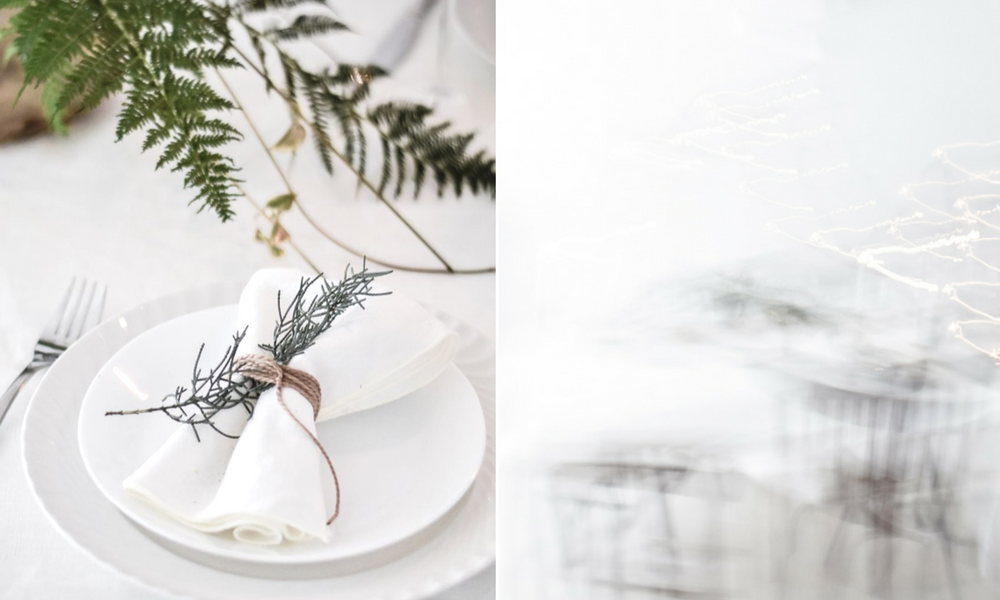 Simple DIY Details For Your Festive Table