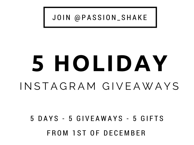 5 Days Of Holiday Giveaways – updated