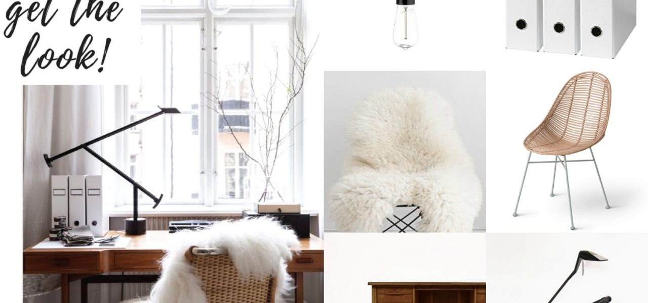 Get the Look: Workspace Corner