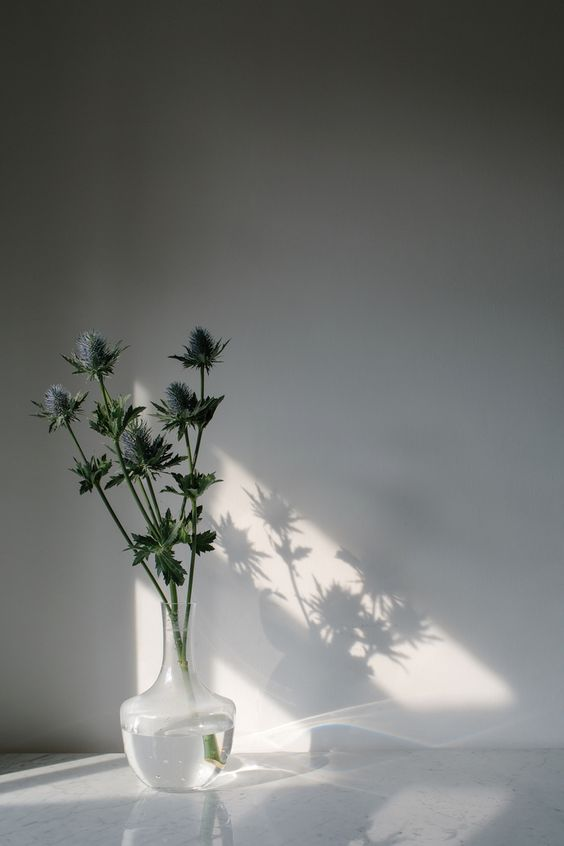 Styling with light and shadows