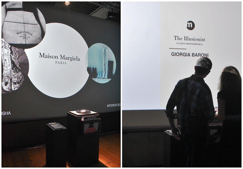 Marangoni Design Show - Maison Margiela