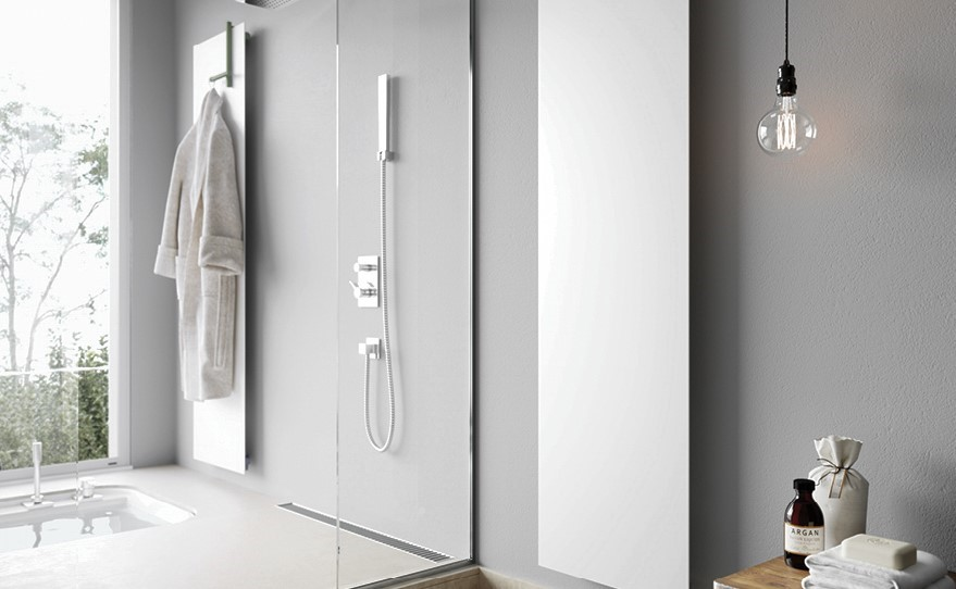 You will not need to hide your radiator with the new Cordivari design