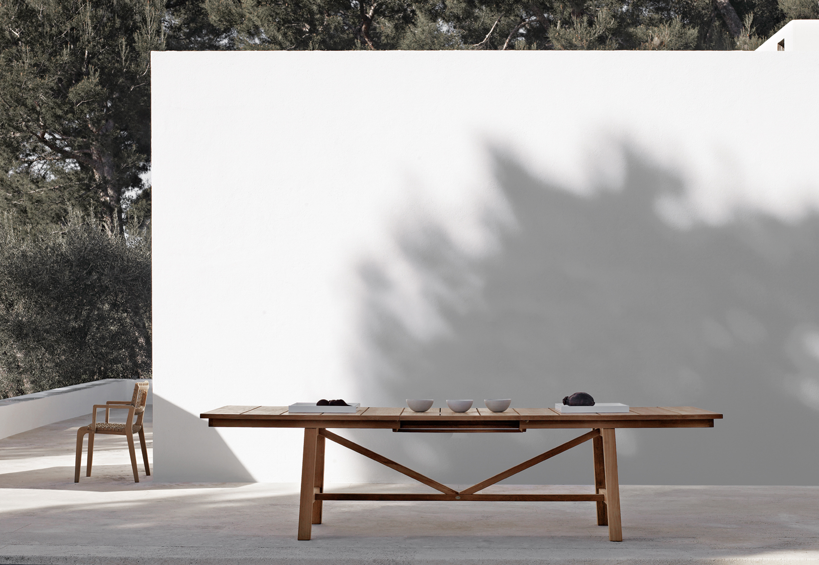 Outdoor Living With Unopiu Furniture Passion Shake