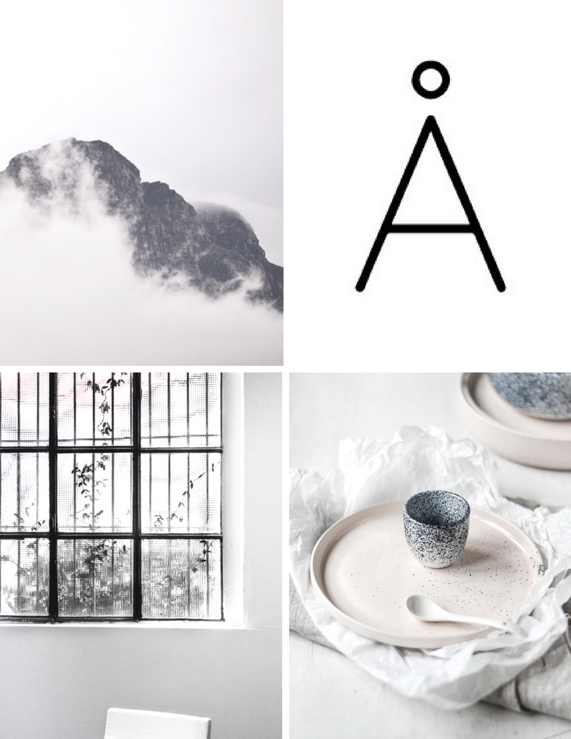 Aoomi ceramics, styling Agata Dimmich / Passionshake
