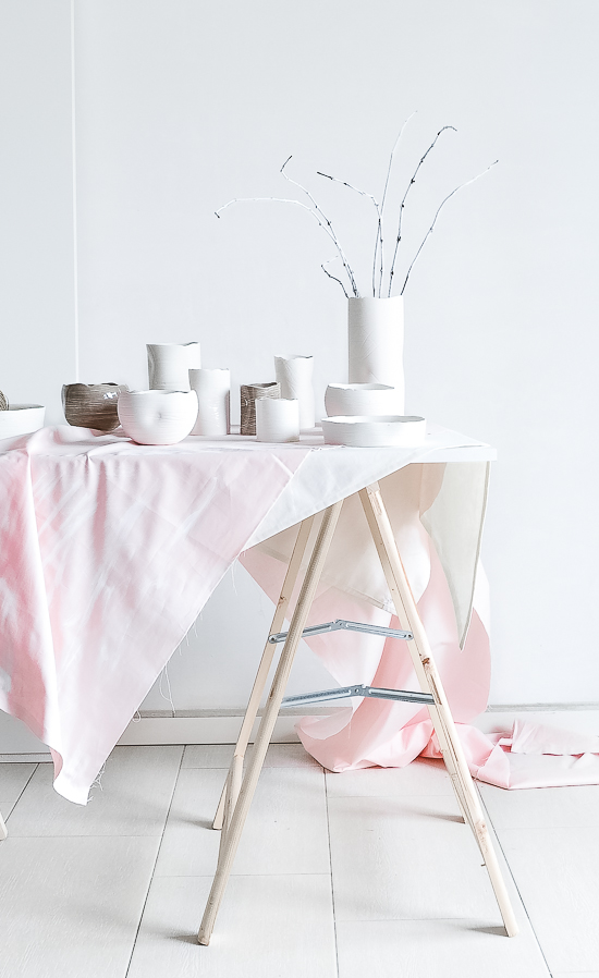 passionshake ceramics styling by agata dimmich