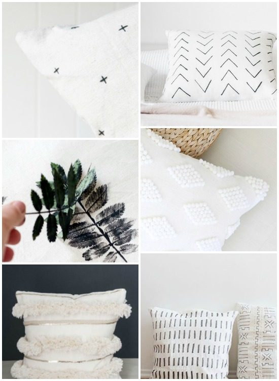 6 Trendy DIY Pillow You Will Want to Make