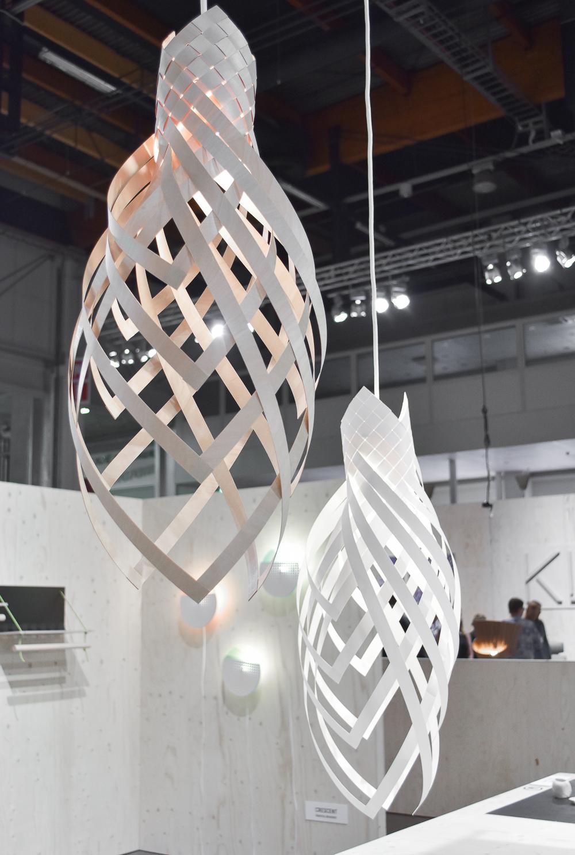playwood lamp Habitare 2016