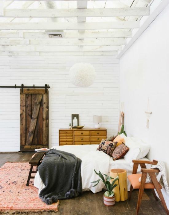 Bohemian style home 4