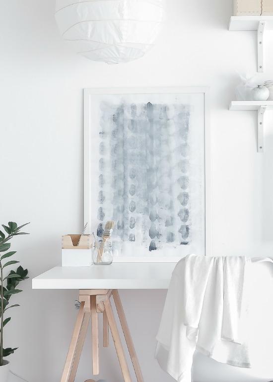 DIY-Abstract-Desk-Art