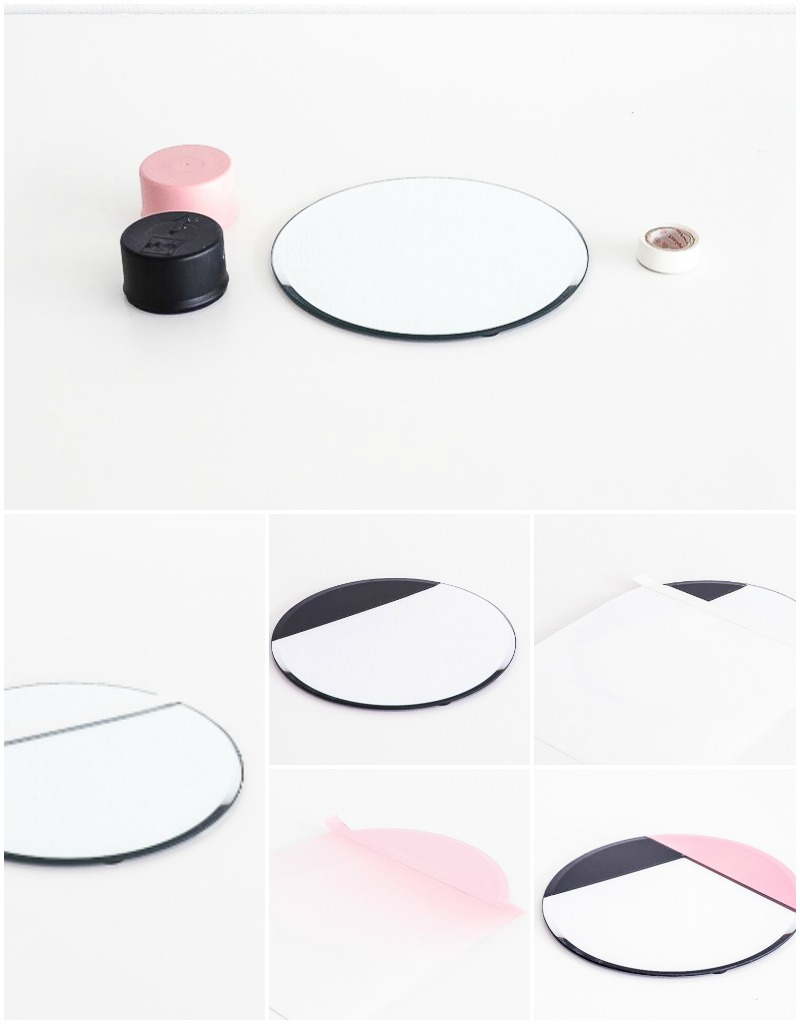 DIY Design Mirror Tutorial