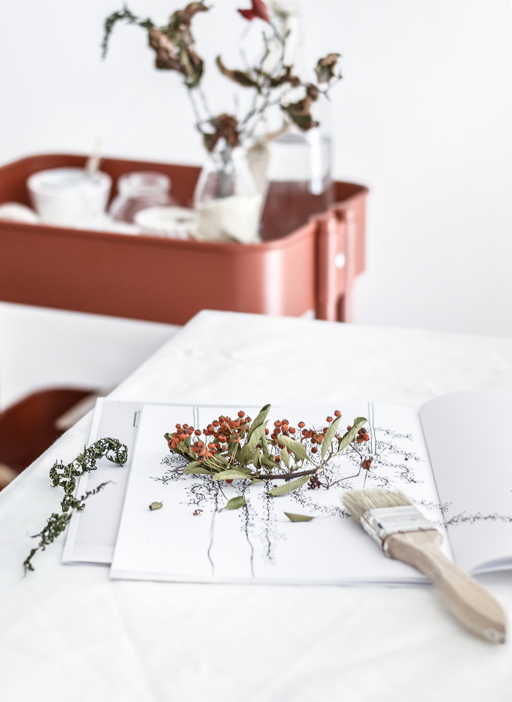 Styling for IKEA - Raskog