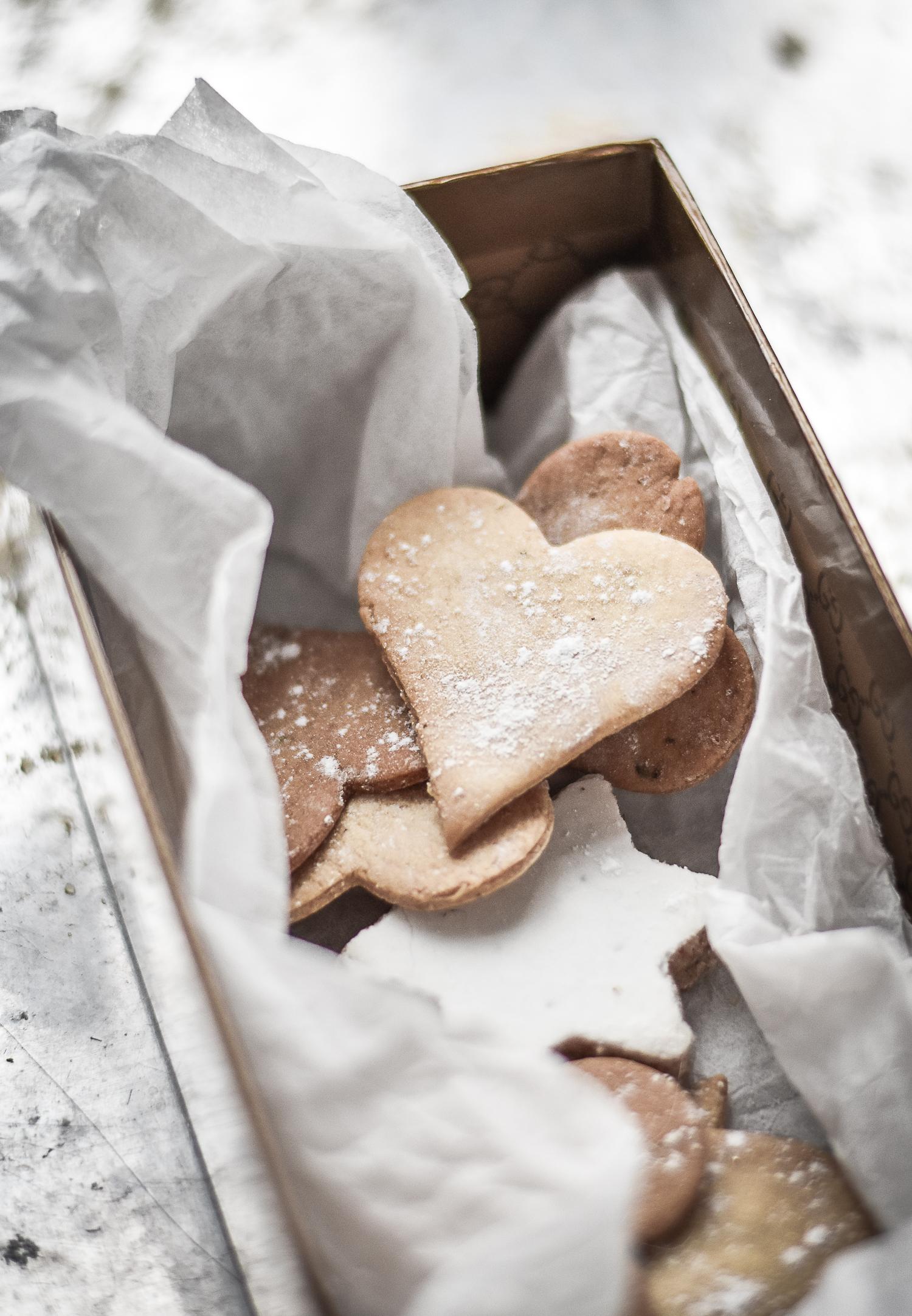 Baking Swedish Gingerbread Cookies
