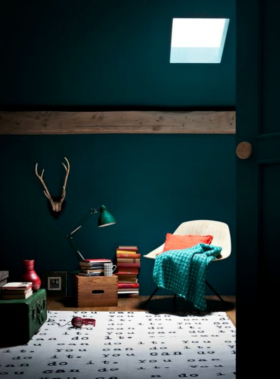forrest green attic