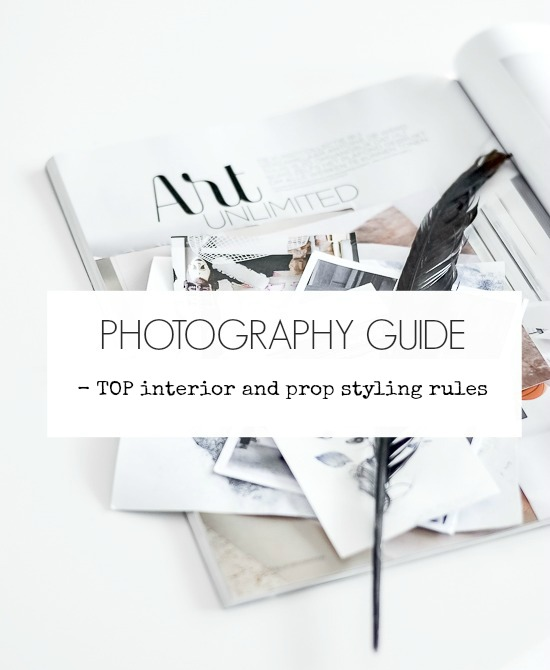 Top Interior and Prop Styling Rules