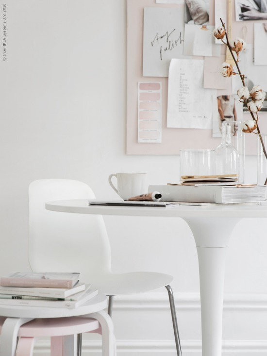 interior styling white