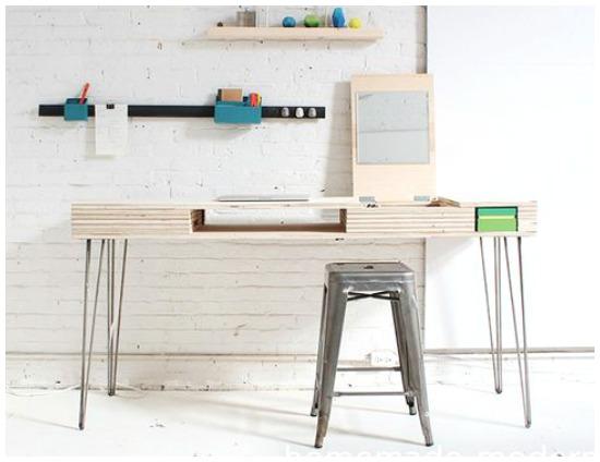 passionshake mid-century diy furniture4