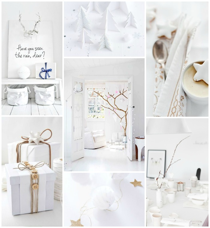 passionshake white christmas ideas