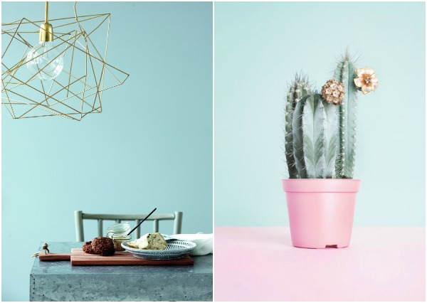 Trend shake: Cactuses and wire accents