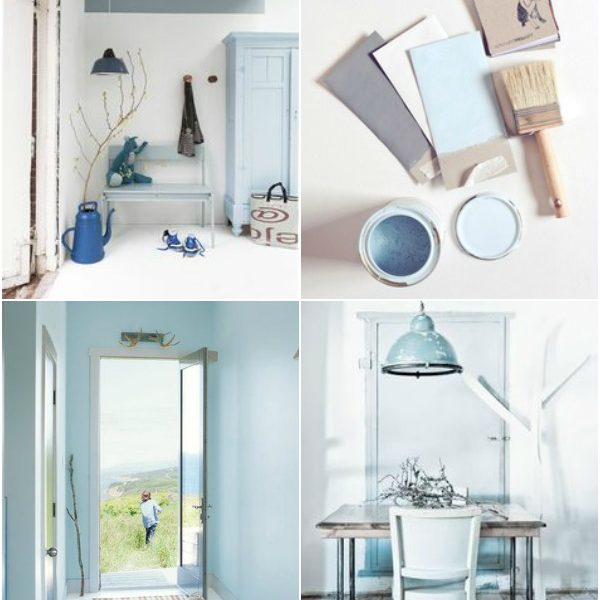 Trend shake: Shades of blue in 2014