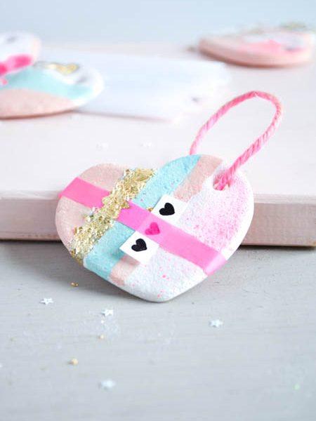 DIY – Cute handmade hearts