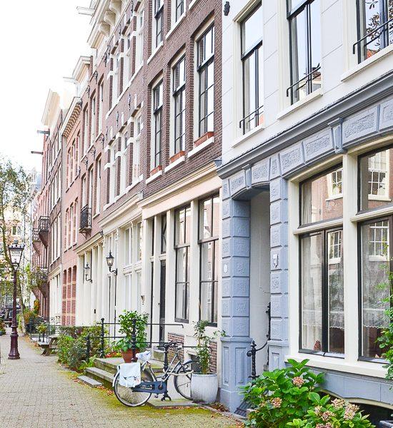 Amsterdam / Meet the blogger 2014